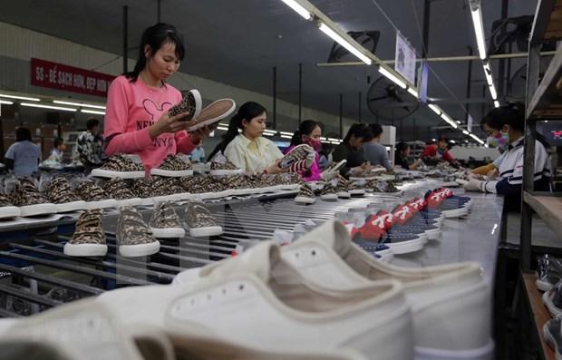 Proyecta Vietnam exportaciones de calzado por 21,5 mil millones de dolares en 2019 hinh anh 1