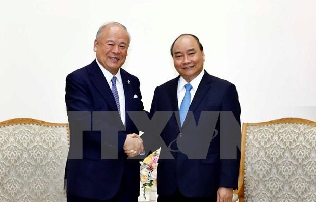 """Universidad Vietnam-Japon, """"faro"""" de las relaciones bilaterales hinh anh 1"""