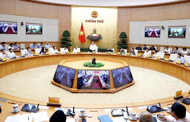 Exhorta premier de Vietnam a perfeccionar marco legal sobre seguridad de transito hinh anh 1