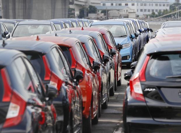Aumentan en Vietnam seis veces las importaciones de automoviles durante el primer semestre de 2019 hinh anh 1