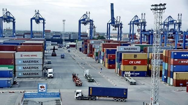 Alcanzan empresas vietnamitas con inversion extranjera superavit de 15 mil millones de dolares hinh anh 1