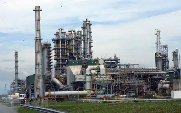 Obtiene refineria petrolera vietnamita Binh Son ganancias millonarias en primer semestre de 2019 hinh anh 1
