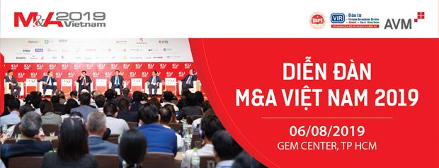Anuncian proxima inauguracion del Foro M&A Vietnam 2019 hinh anh 1
