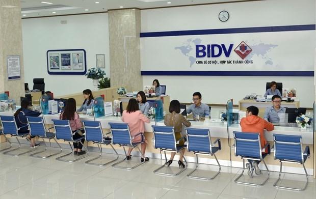 Invertira empresa surcoreana fondo multimillonario en banco vietnamita BIDV hinh anh 1
