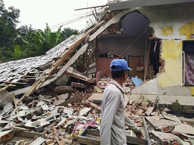 Orientan en Indonesia medidas para mitigar efectos de terremotos y tsunamis hinh anh 1
