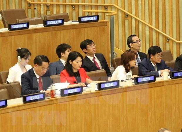 Comparte Vietnam experiencias sobre la auditoria del cumplimiento de los objetivos de desarrollo sostenible hinh anh 1