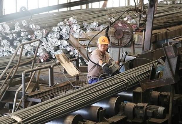 Ingresa Vietnam mas de dos mil millones de dolares por exportaciones de acero en primer semestre de 2019 hinh anh 1