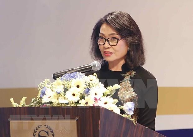Aumentan Vietnam y Sudafrica cooperacion en sector de bienestar social hinh anh 1