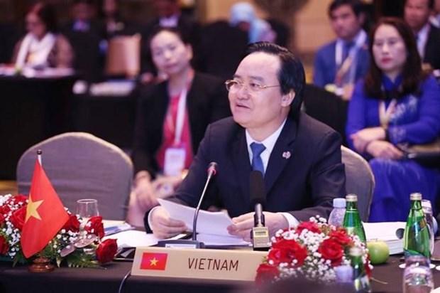 Vietnam da importancia a ensenanza de lenguas extranjeras hinh anh 1
