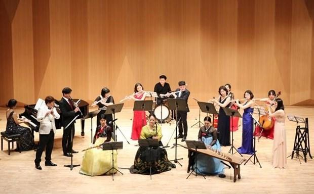 Participaran artistas del mundo en concierto Melodia del Otono 2019 en Vietnam hinh anh 1