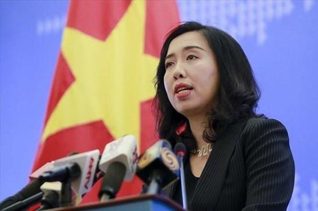 Vietnam determinado a defender su soberania en el Mar del Este hinh anh 1