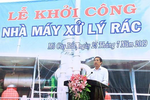 Japon ayuda a Vietnam en tratamiento residual hinh anh 1