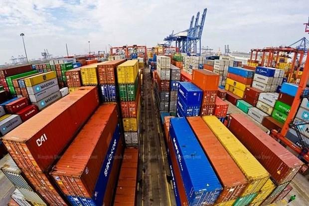 Tailandia apunta a duplicar los ingresos por manejo de carga hinh anh 1