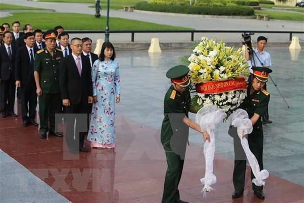 Honran a martires en Laos y Camboya hinh anh 1