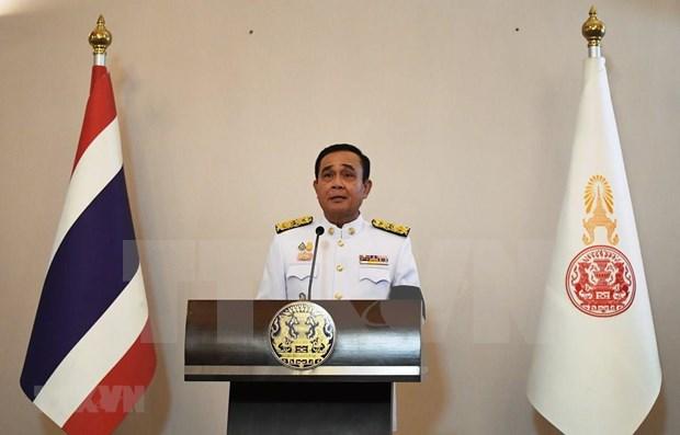 Tailandia estrena Parlamento tras cinco anos de junta militar hinh anh 1