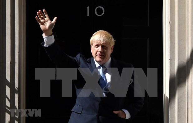 Felicita Vietnam a nuevo primer ministro de Reino Unido hinh anh 1