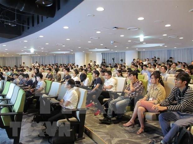 Celebran en Tokio Viet Tech Day 2019 hinh anh 1