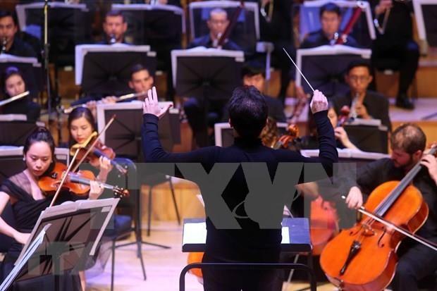 Interpretaran en Ciudad Ho Chi Minh obras de musica clasica rusa hinh anh 1
