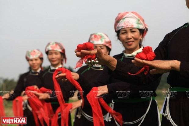Canto Then, el alma del grupo etnico Tay hinh anh 3