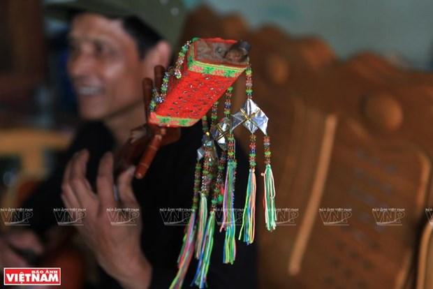 Canto Then, el alma del grupo etnico Tay hinh anh 2