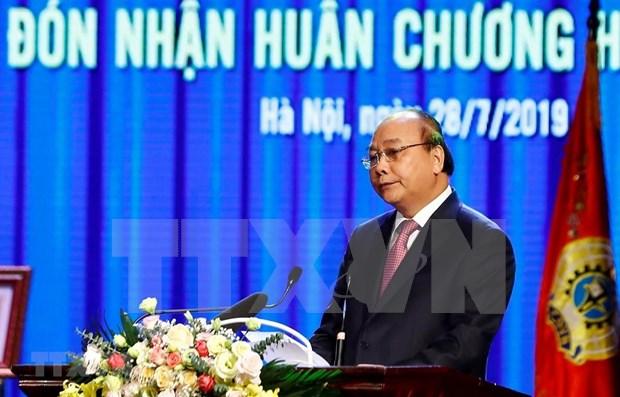 Insta premier vietnamita a renovar modo de operacion de organizaciones sindicales hinh anh 1