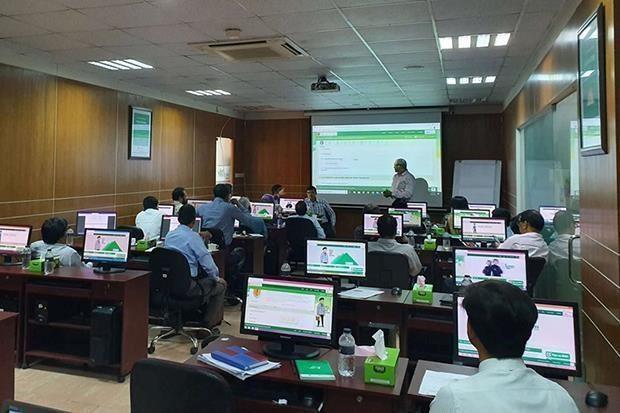 Buscan Vietnam y Bangladesh impulsar cooperacion en tecnologia de informatica hinh anh 1