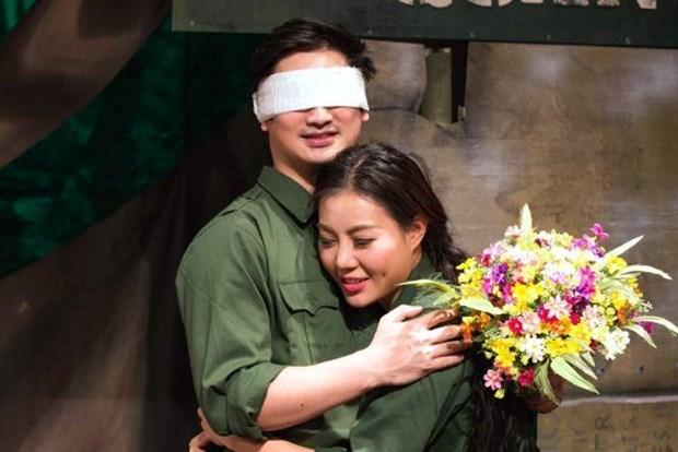 Participa obra vietnamita en Festival Internacional de Teatro en Corea del Sur hinh anh 1