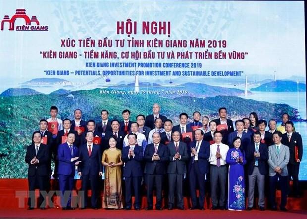 Insta primer ministro vietnamita a Kien Giang a desarrollar turismo con apego a la proteccion ambiental hinh anh 1