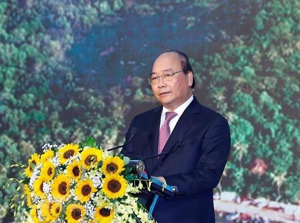 Destaca premier de Vietnam desarrollo de provincia de Kien Giang hinh anh 1