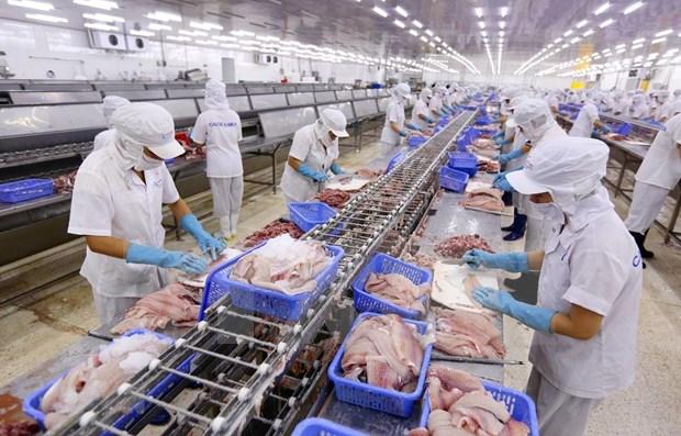 Creceran 40 por ciento exportaciones agricolas y acuicolas de Vietnam a la UE gracias al TLC hinh anh 1