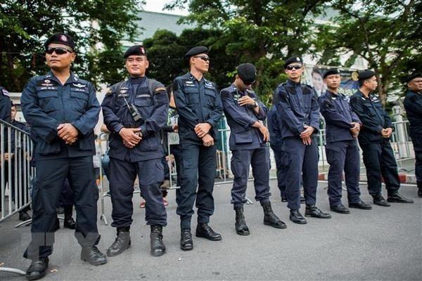 Refuerza Tailandia medidas de seguridad para Reunion 52 de Cancilleres de la ASEAN hinh anh 1