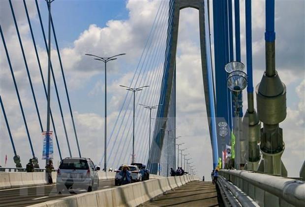 Proyecta Vietnam impulsar inversiones publicas en construccion de infraestructuras hinh anh 1