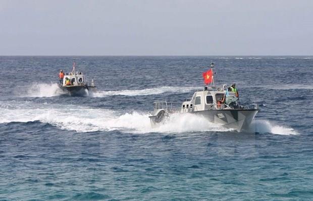 Critica Filipinas acciones de China en Mar del Este hinh anh 1