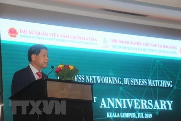 Buscan Vietnam y Malasia expandir sus lazos comerciales hinh anh 1