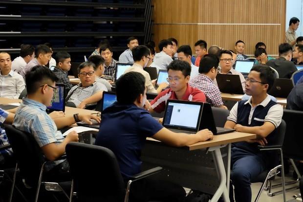 Ensayan en Vietnam medidas de seguridad informatica hinh anh 1