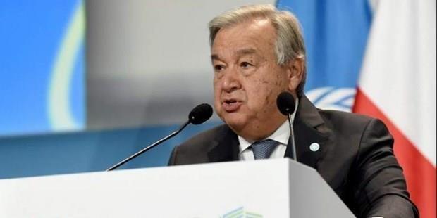 Destaca Secretario General de ONU modelo de multilateralismo de ASEAN hinh anh 1