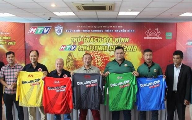 Participan 69 equipos en la mayor carrera todo terreno de Vietnam hinh anh 1
