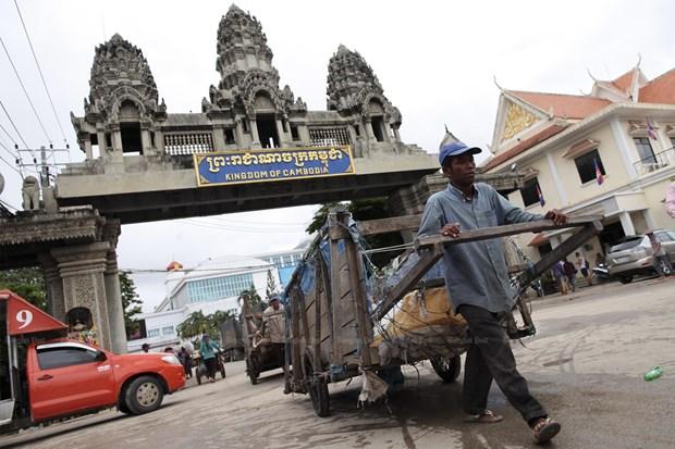 Aumento comercio fronterizo de Tailandia en primer semestre de 2019 hinh anh 1