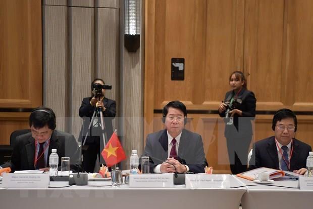 Vietnam y Tailandia fomentan cooperacion en seguridad hinh anh 1