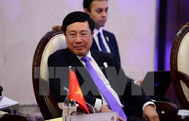 Pide Vietnam fortalecer cooperacion para garantizar seguridad nuclear en Sudeste Asiatico hinh anh 1