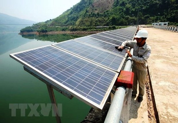 Asiste Alemania a Vietnam en desarrollo de energia renovable hinh anh 1