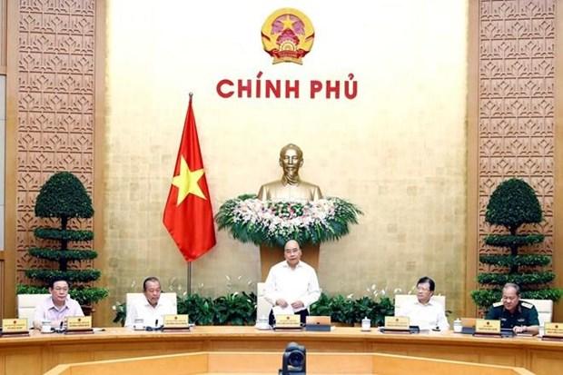 Premier vietnamita exige acciones drasticas para acelerar desembolso de inversion publica hinh anh 1