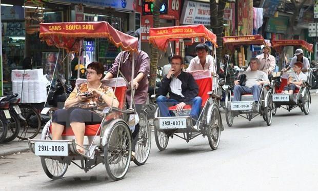Triciclo, atraccion turistica de Vietnam hinh anh 1