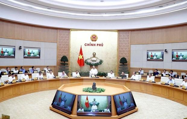 Destaca primer ministro de Vietnam signos positivos de situacion socioeconomica nacional hinh anh 1