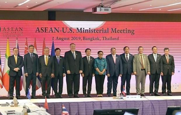Vietnam destaca importancia de los lazos ASEAN - Estados Unidos hinh anh 1