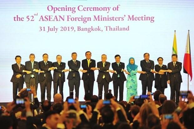 Promueve la ASEAN cooperacion con Japon en respuesta a desafios regionales hinh anh 1