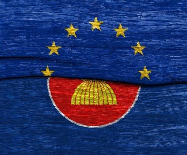 Anuncia UE plan de fortalecer cooperacion en materia de seguridad con ASEAN hinh anh 1
