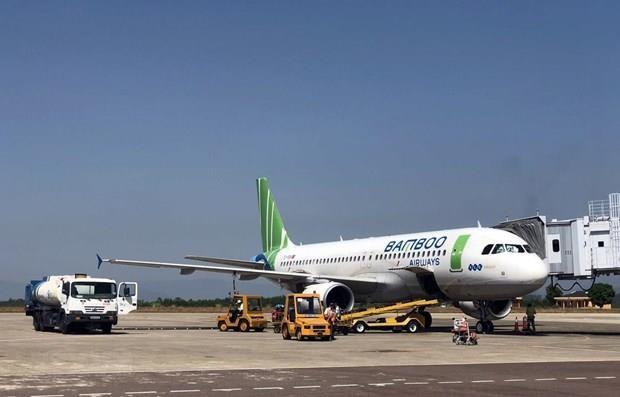 Apunta Bamboo Airways a ser primera aerolinea vietnamita con itinerario directo a Estados Unidos hinh anh 1