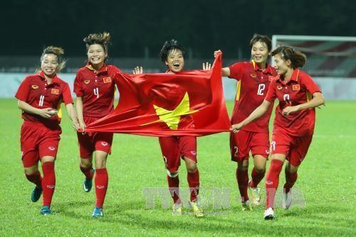 Vietnam dispone de gran oportunidad para participar en Copa Mundial de Futbol Femenino 2023 hinh anh 1