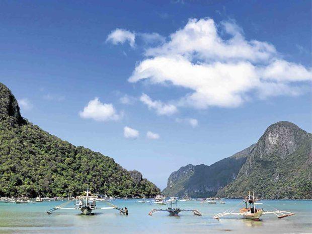 Permanecen abiertas en Filipinas playas de El Nido durante seis meses de limpieza hinh anh 1
